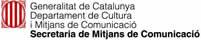 Generalitat de Catalunya. Departament de Cultura i Mitjans de Comunicaci�. Secretaria de Mitjans de Comunicaci�